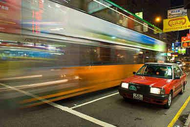 愛情有時就像是在等公車