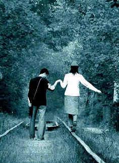 愛一個人,愛八分足矣