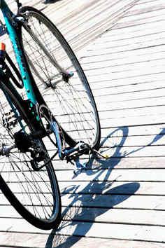 騎著單車上學去