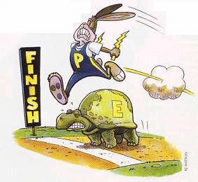 新-龜兔賽跑