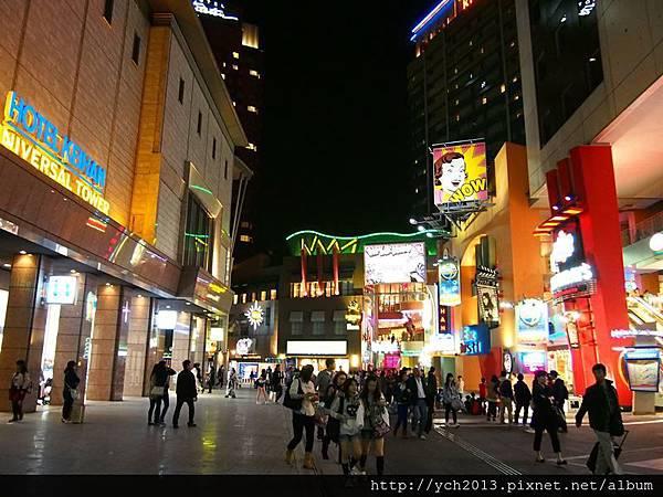 20130406大阪環球影城飯店 (7).JPG