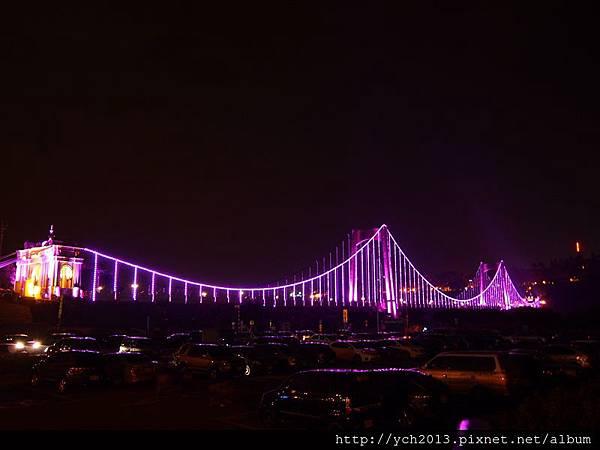 20150214大溪橋夜景(1).JPG