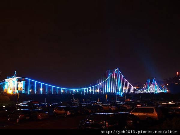 20150214大溪橋夜景(3).JPG