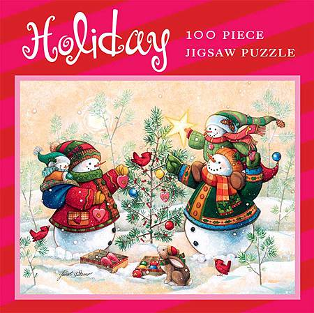 Mini Christmas Puzzles - Frost Family Decorating1516-06CEA.jpg