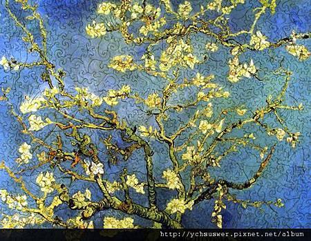 almond-blossom-puzzle-500