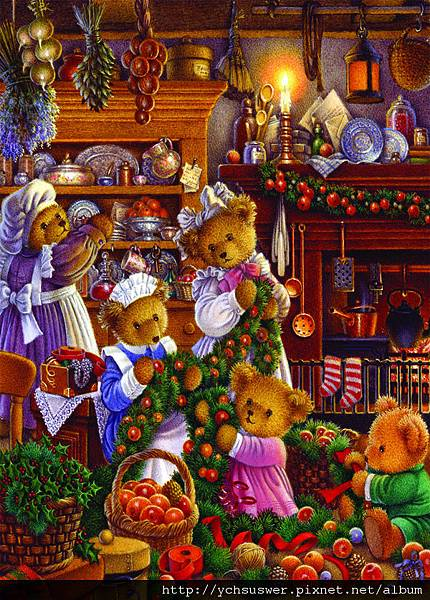 09242_BearNecessities_Print_GettingReadyForChristmas.jpg