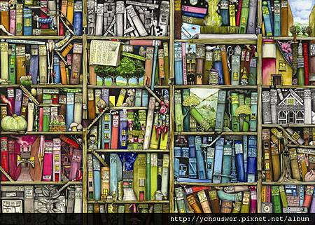 19226_The_Bizarre_Bookshop-jigsaw-puzzle-w