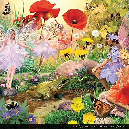 O59593-Fairy Princess Jigsaw Puzzle-w