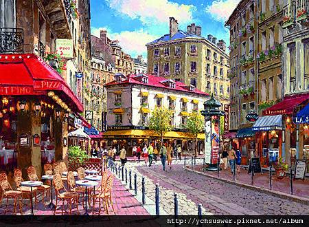 R14116-Quaint-Shops-Jigsaw-Puzzle-w