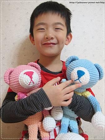 禮‧樂天熊01