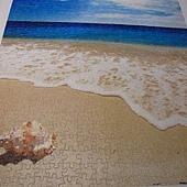 500片 - 貝殼與海12
