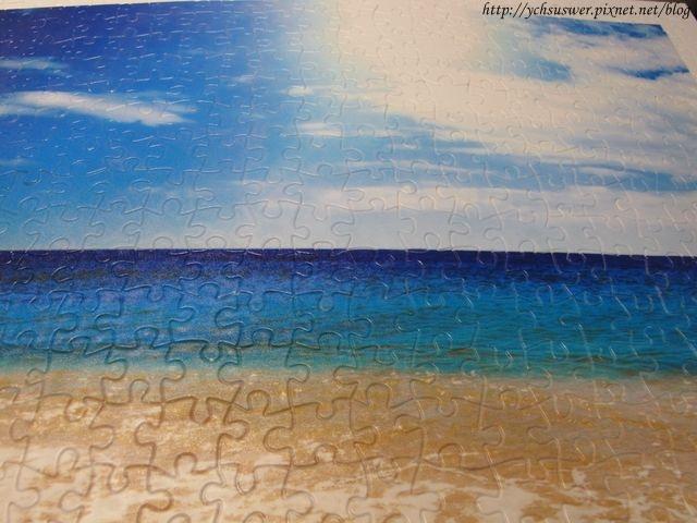 500片 - 貝殼與海16