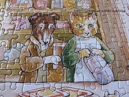 500片 - 比得兔 雜貨商店09