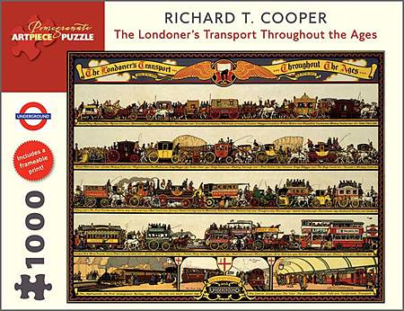 AA735-Transport throughout the ages Jigsaw Puzzle-w.jpg