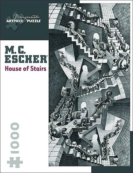 pomegranate_Escher's House of Stairs.jpg