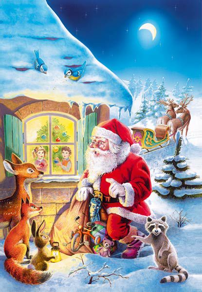 Santa Claus is Coming.jpg