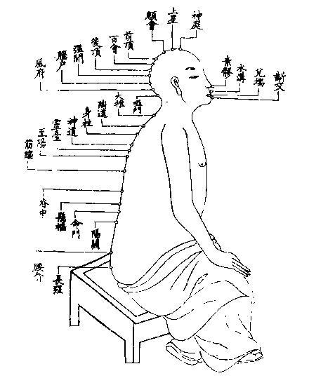 14_督脈圖【《厘正按摩要術》(清‧張振鑒)】.JPG