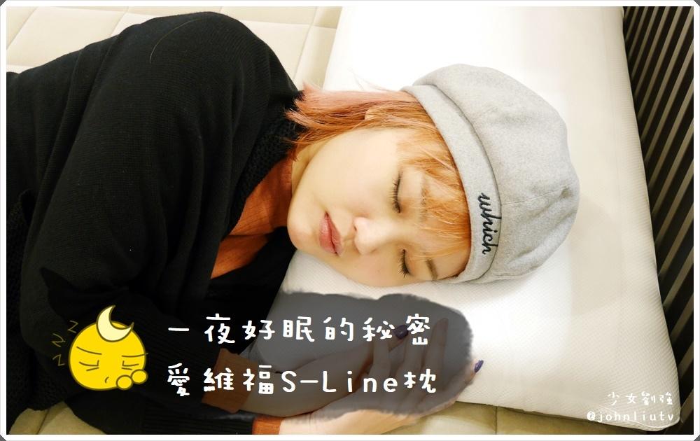airweave愛維福S-LINE枕