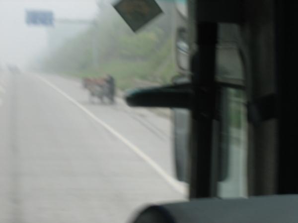 高速公路人力車