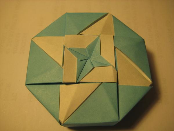 六邊形盒子(二)