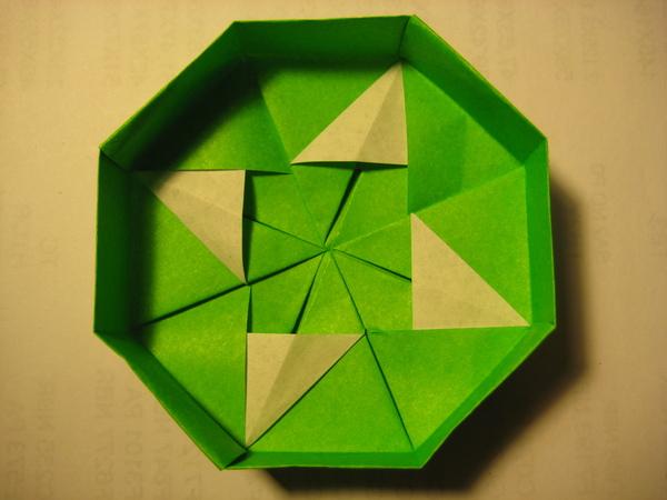 六邊形盒子(三)