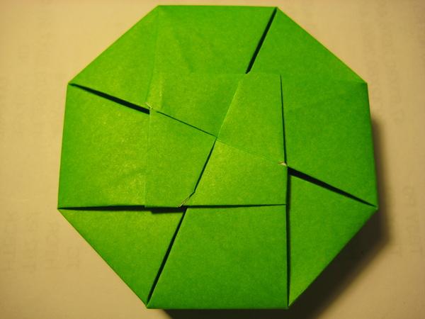 六邊形盒子(四)