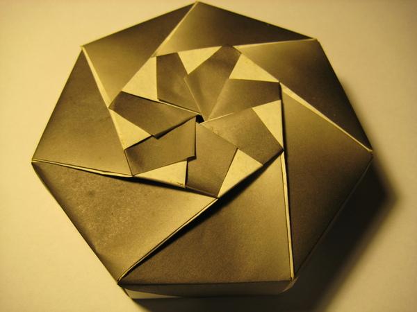 七邊形盒子