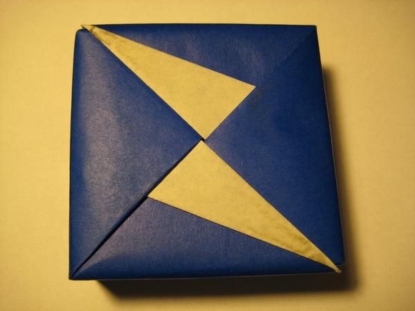 四邊形盒子