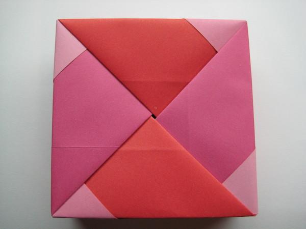 四方形盒子(變形一)