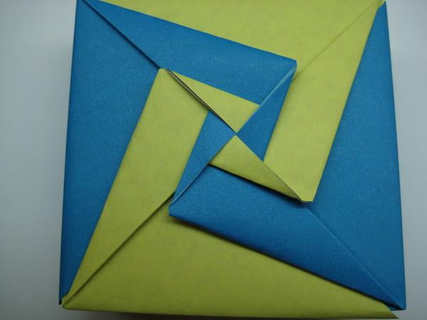 四方形盒子(變形二)
