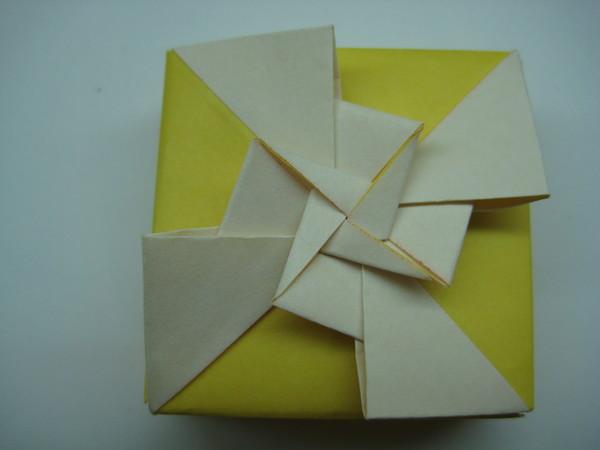四方形盒子(盒蓋)