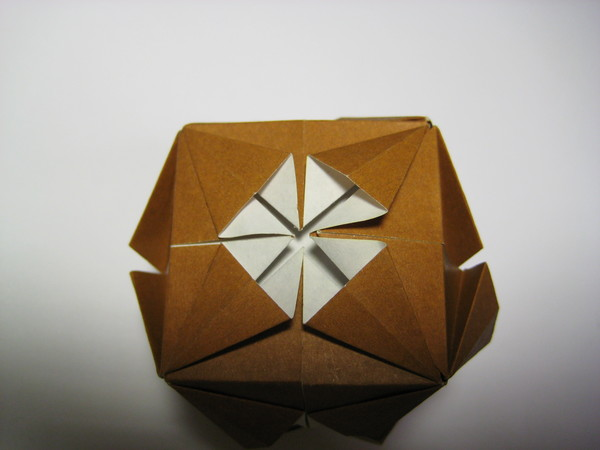 正立方體(變形一)