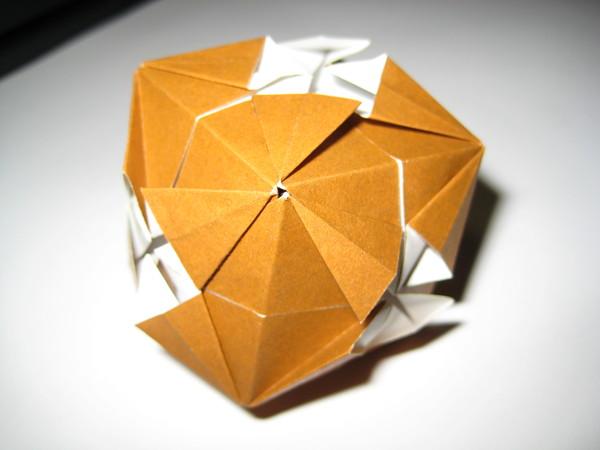 正立方體(變形一) 側寫