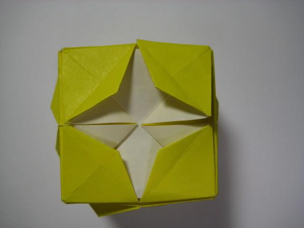 正立方體(變形二)