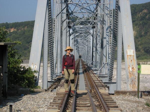 泰安舊站  花樑鋼橋