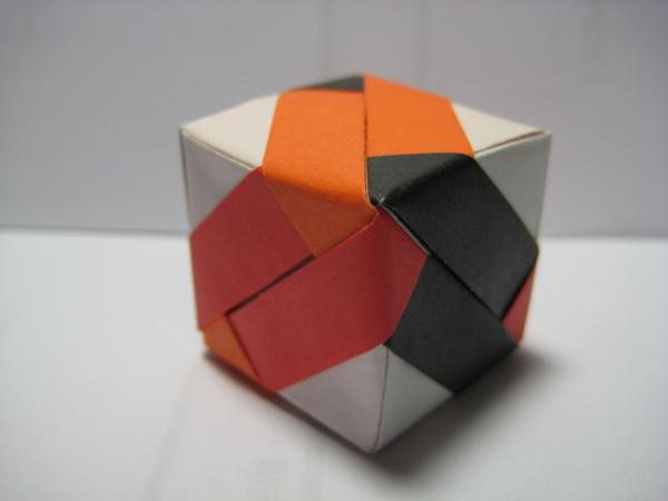 六面體變形