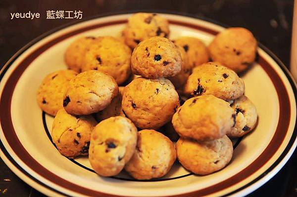 蘭姆葡萄酥餅2