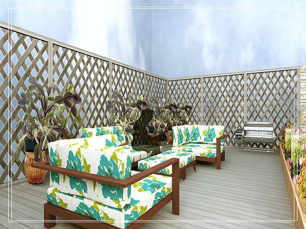 Residential Design-deck