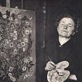 Séraphine Louis 與她的畫作