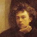 Arthur Rimbaud par Henri Fantin Latour-- Le Coin de Table 1872
