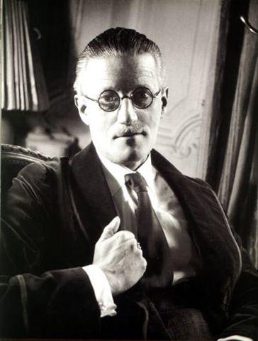 James Joyce 詹姆士‧喬伊斯