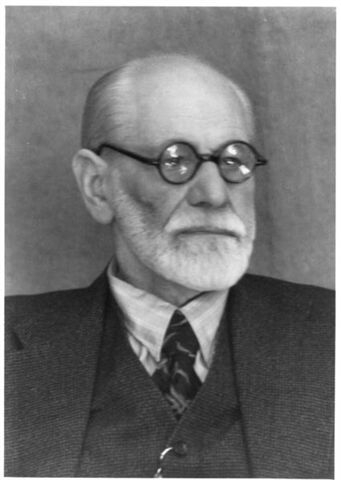 Sigmund Freud 佛洛依德