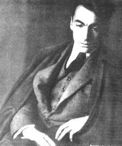 Pablo Neruda 聶魯達(Pablo Neruda, 1904-1973), 智利詩人, 1971年諾貝爾文學獎