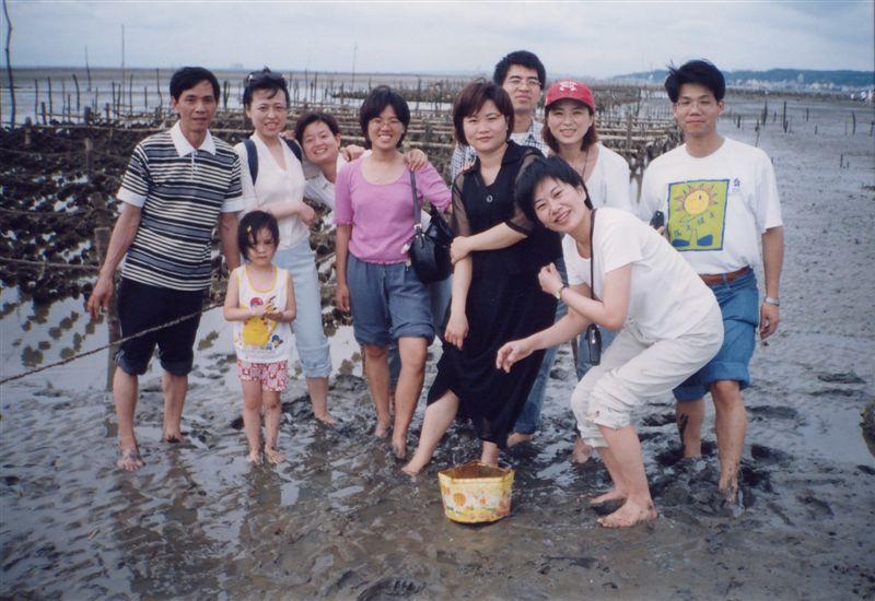 890618 新竹後龍春遊合照