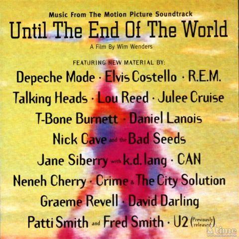 Until The End Of The World 直到世界末日電影原聲帶