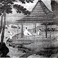 顧愷之-列女仁智圖(局部)
