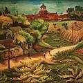 陳澄波--淡水中學 1936