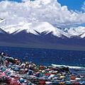 西藏經湖納木措