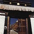 布達拉宮后門