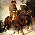 拿破崙越過阿爾卑斯山